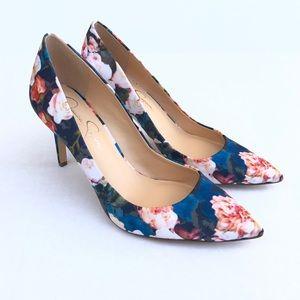 Jessica Simpson • Floral Pumps Size 8.5